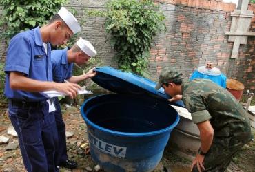 Aumenta o número de notificações da dengue, chikungunya e Zika